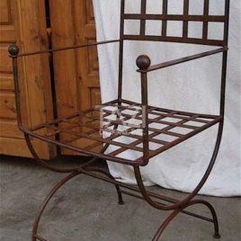 Patio Chair – Provence (Flat ArmChair)