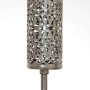Modern Moroccan Table Lamp - Tiffany