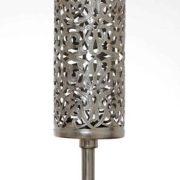 Modern Moroccan Table Lamp - Tiffany