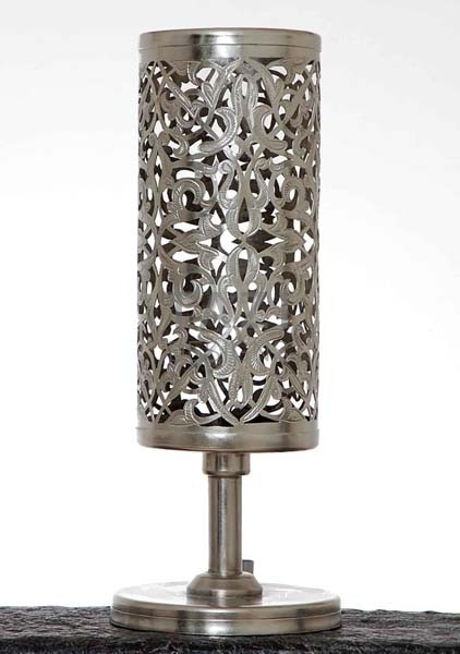 Modern Moroccan Table Lamp – Tiffany