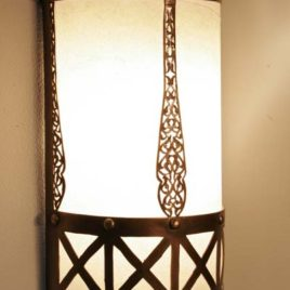 Moorish Light Sconce – Firenze 1