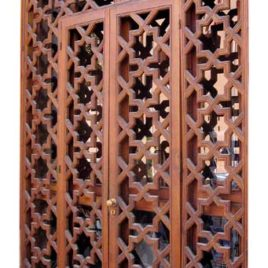 Moroccan Door Screen