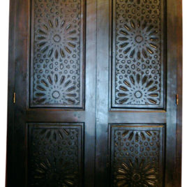Door Moresque (Back)