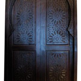Door Moresque (Front)
