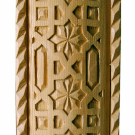 Carved Door Trim