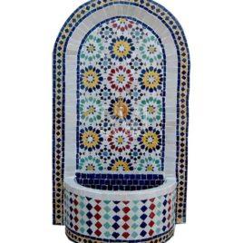 Moroccan Fountain – Fassia