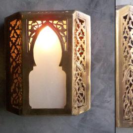 Moorish Sconce – Indoor or Outdoor