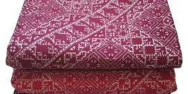 Moroccan Fabric and Throws
