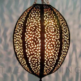 Moroccan Lantern – Garden Pendant