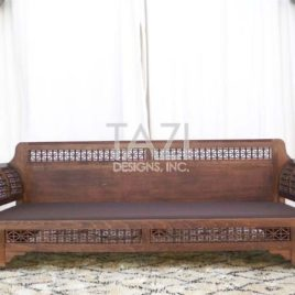 Moorish Sofa Bed