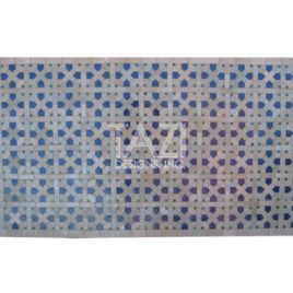 Mosaic Alhambra Pattern 72