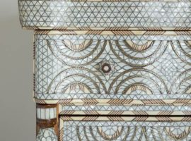 Moroccan / Syrian Dressers & Cabinets