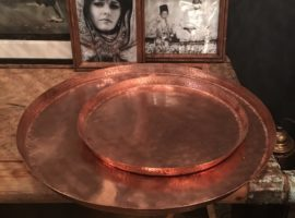 Moroccan Trays