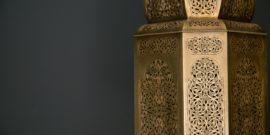 Vintage Moroccan Lamps