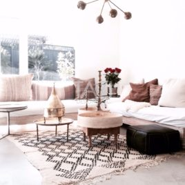 Moroccan Daybed Interior Design