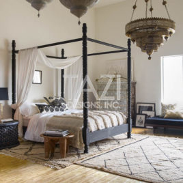 Moroccan Bedroom Interior Design