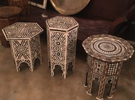 Moroccan Tables