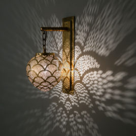 Henna Moroccan Wall Sconce