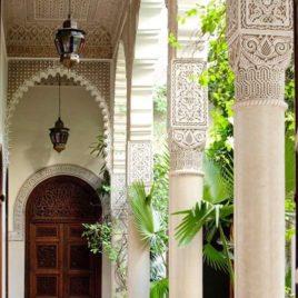 Villa des Orangers Moroccan Design