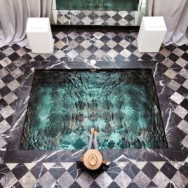Moroccan Luxury Hotel Design