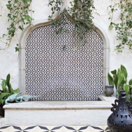 Modern Moroccan Outdoor Design