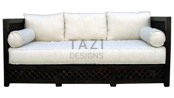 Moroccan Sofa U2013 Mosharabi And Linen