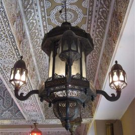 Large Moroccan Chandelier