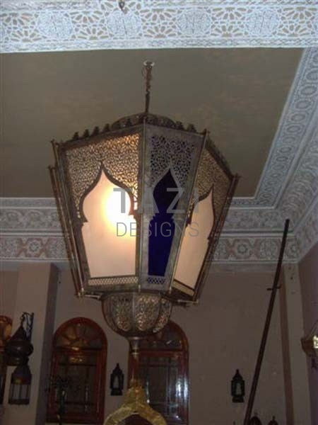 Moorish Lantern – Upscale Akwass Light