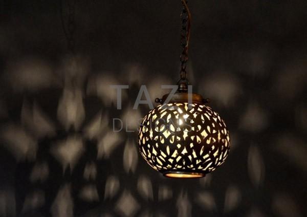 Moorish Lamp – Sphere Light 8