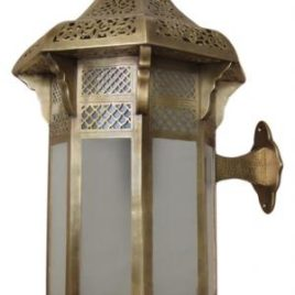 Moorish Sconce 0077