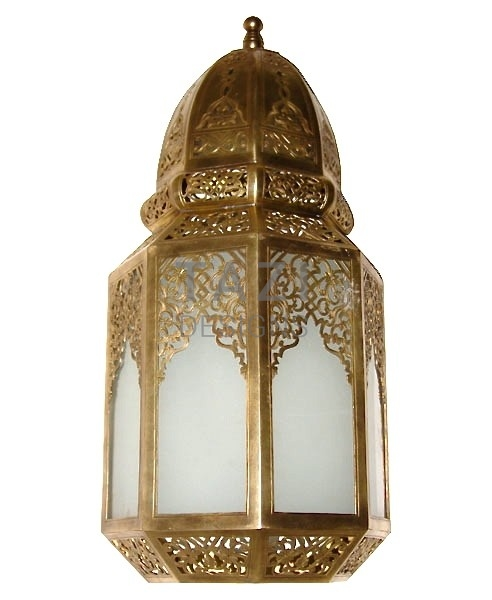 Moroccan Wall Sconce Clic