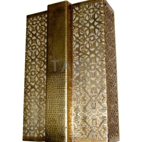 Modern Moorish Sconce 0176