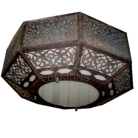 Mediterranean Ceiling Light – Salam