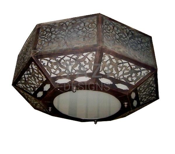 Mediterranean Ceiling Light Salam