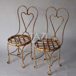 Set of 2 French Chairs