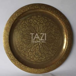 Moroccan Tray 23.5