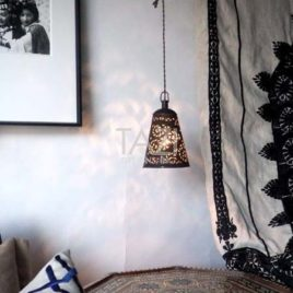 Rustic Small Bar Pendant Light