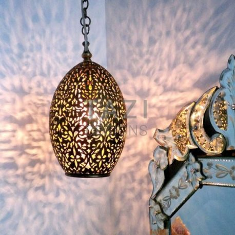 Moorish Pendant Light 2