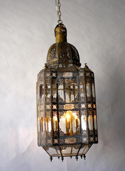 Classic Moroccan lantern 35.5