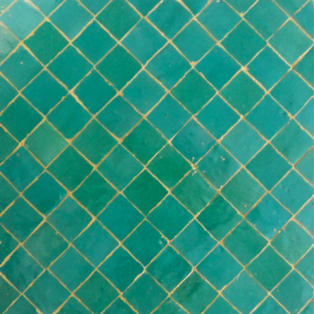 Moroccan Mosaic Tile Light Green