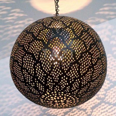 Moroccan Ceiling Pendant Globe
