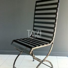 Iron Chair – Le Mare