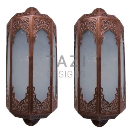 Santa Barbara Wall Light – Copper