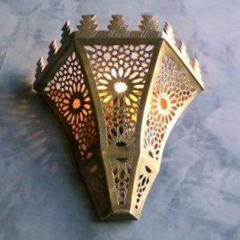 Moorish Star Wall Light