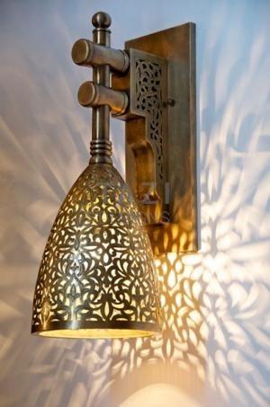 Moorish Wall Light – Copa