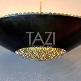 Moroccan Ceiling Lamp – Bowl
