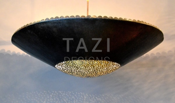 Moroccan Ceiling Lamp U2013 Bowl