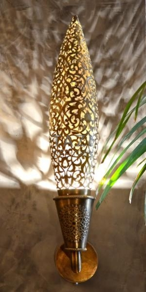 Moroccan Sconce – Flamme