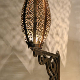 Moroccan Wall Sconce – Le comptoir 2