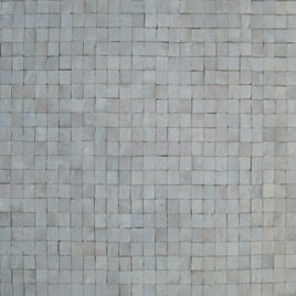 Moroccan Mosaic for Kitchen Backsplash – White Squares